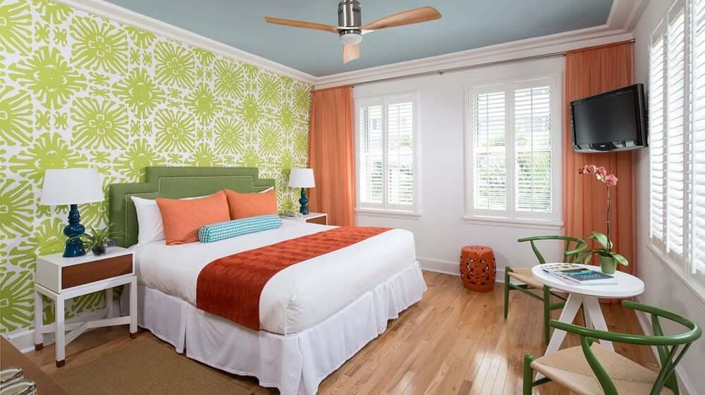 Dicas de hotéis em Miami: Hotel Circa 39 Miami - quarto