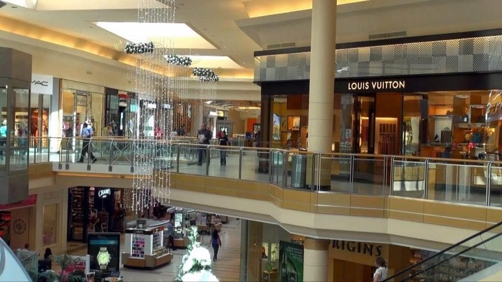Compras em Tampa: shopping