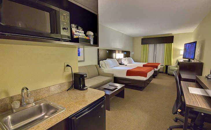Hotéis bons e baratos em Tampa: Hotel Holiday Inn