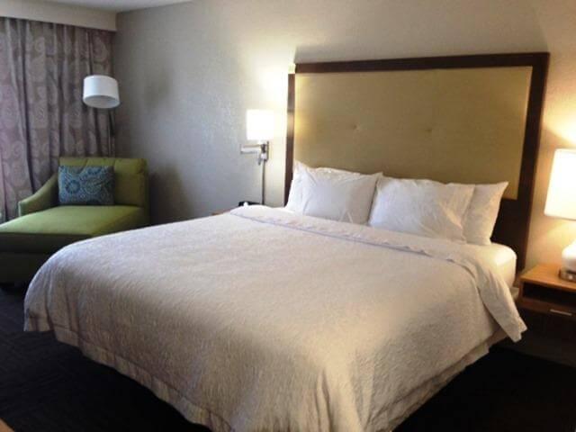 Hotéis bons e baratos em Tampa: Hampton Inn Tampa-Rocky Point - quarto