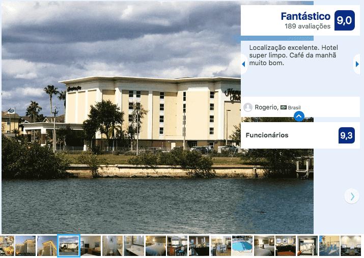Dicas de hotéis em Tampa: Hampton Inn Tampa-Rocky Point
