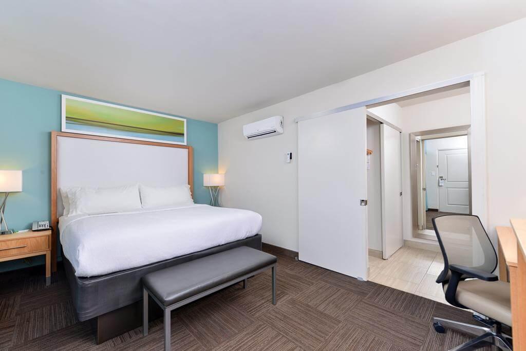 Hotéis bons e baratos em Tampa: Hotel Holiday Inn Tampa-North - quarto