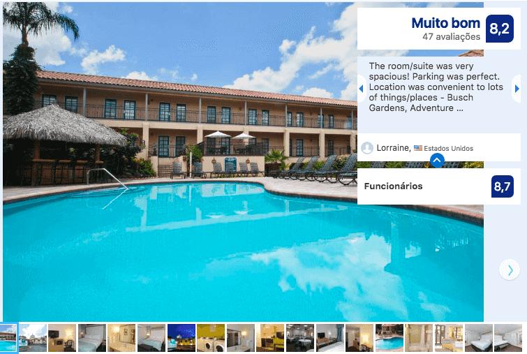 Dicas de hotéis em Tampa: Hotel Holiday Inn Tampa-North