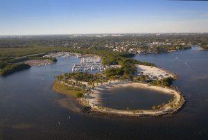 Praias em Miami: Matheson Hammock