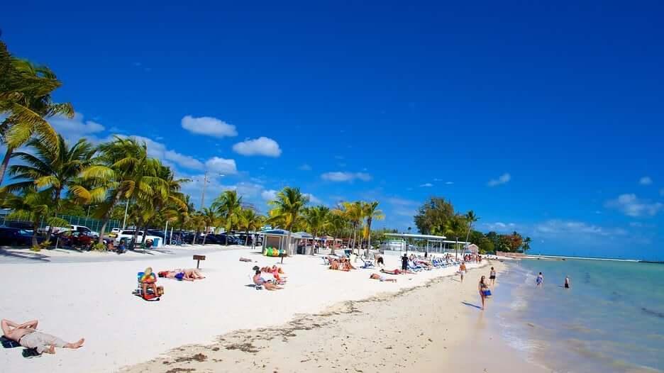 Hoteles En Key West Sobre La Playa