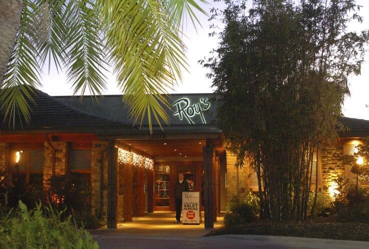 Restaurantes em Tampa: restaurante Roy's