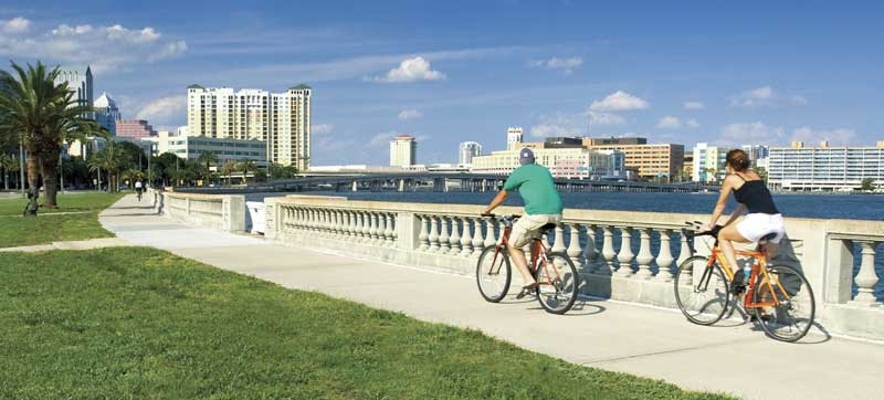 Como ir de Tampa a Key West ou de Key West a Tampa