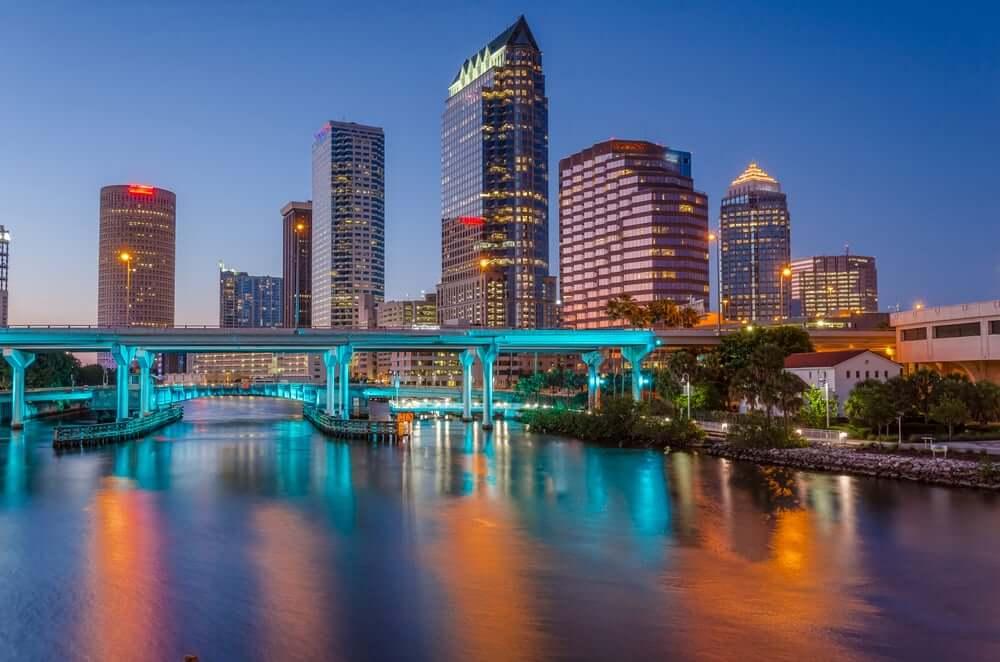 Compras em Tampa: Downtown Tampa