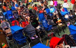 Onde comprar carrinhos de bebê em Orlando: carrinhos de bebê