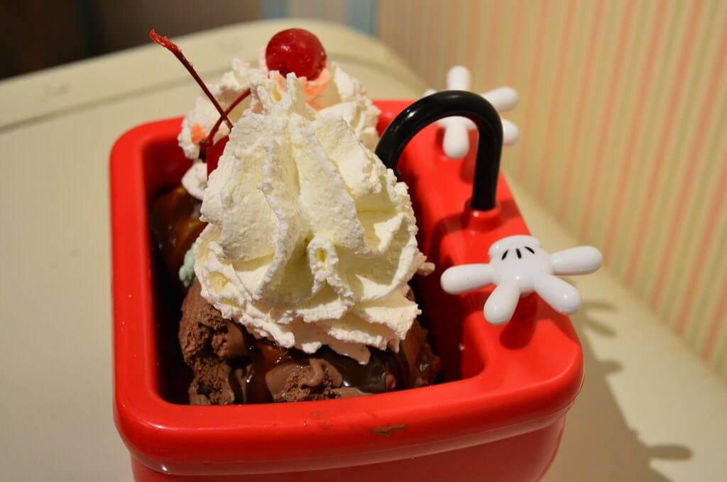 Lanchonete Beaches & Cream na Disney em Orlando