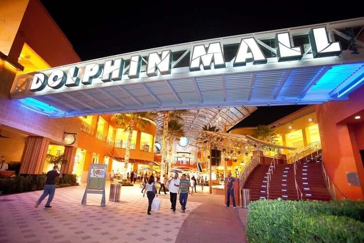 Compras em Miami: shopping Dolphin Mall