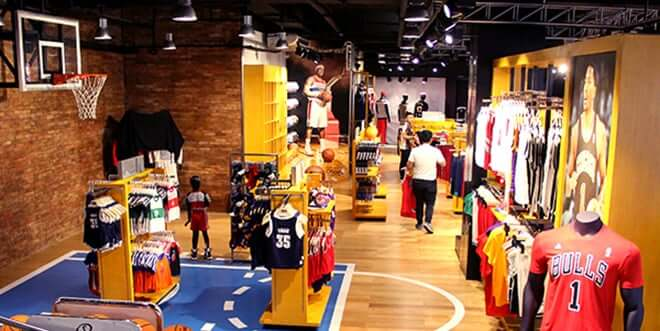 The NBA Experience em Disney Springs Orlando