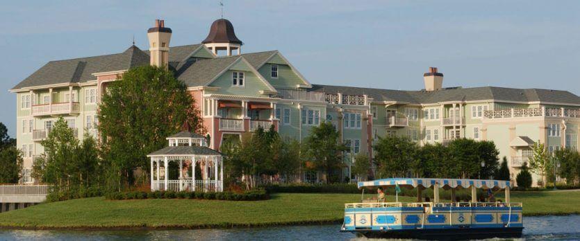 Hotéis com cozinha em Orlando: hotel Disney's Saratoga Springs