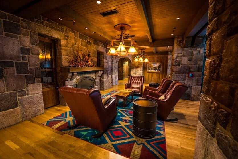 Hotéis com cozinha em Orlando: The Villas at Disney's Wilderness Lodge