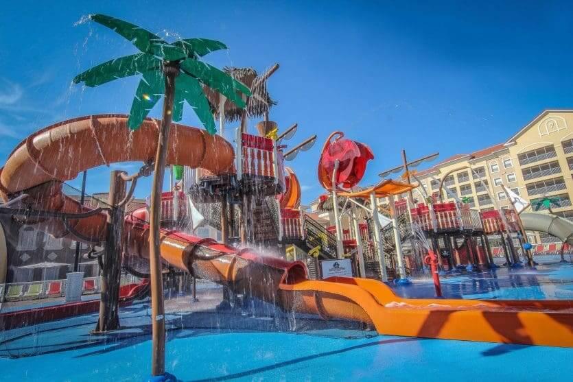Hotéis com transfer gratuito para os parques em Orlando: hotel Westgate Vacation Villas