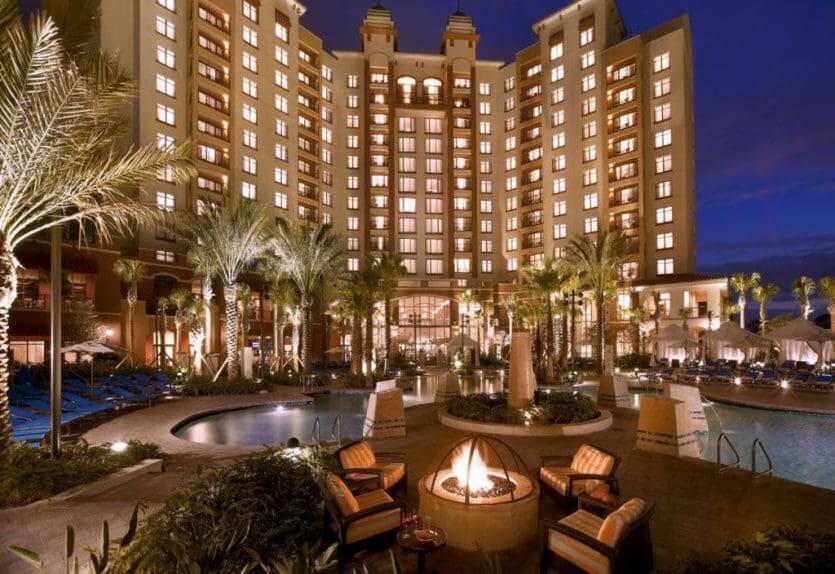Hotéis com dois quartos juntos em Orlando: hotel Wyndham Bonnet Creek