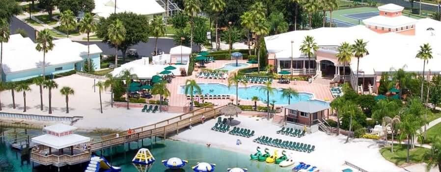 Hotéis com cozinha em Orlando: hotel Summer Bay Resort