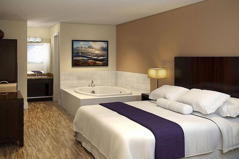Hotéis sem carpete em Orlando: hotel Avanti Resort Orlando