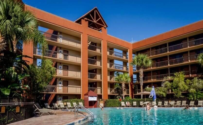 Hotéis muito baratos em Orlando: hotel Clarion Inn Lake Buena Vista