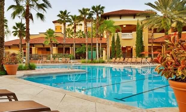 Hotéis que aceitam animais em Orlando: hotel Floridays Resort Orlando