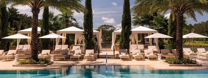Hotéis legais para casais em Orlando: hotel Four Seasons Resort Orlando at Walt Disney World Resort