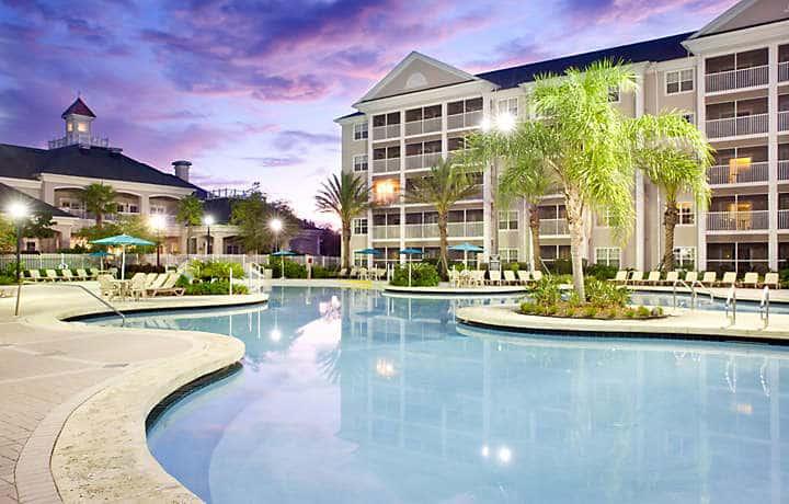 Hotéis com dois quartos juntos em Orlando: hotel Grande Villas Resort