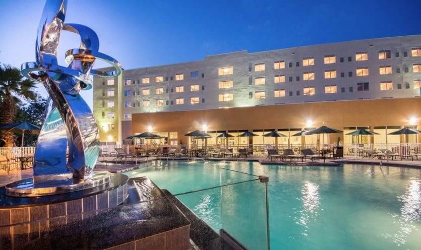 Hotéis mais procurados por brasileiros em Orlando: hotel Hyatt Place Orlando Universal