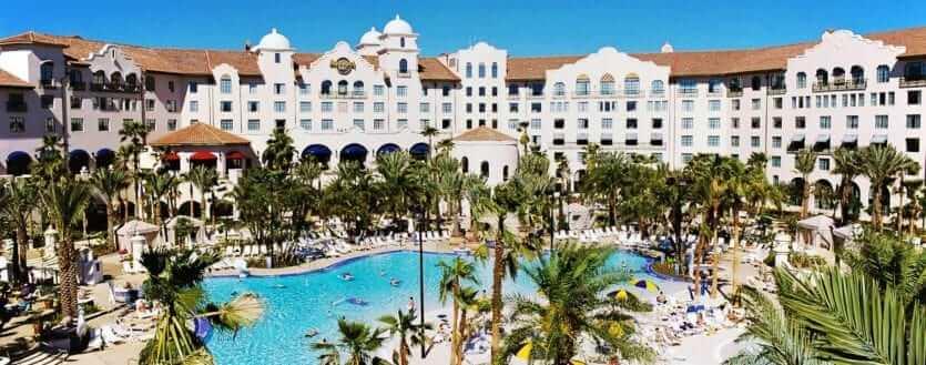 É melhor se hospedar em casa ou hotel em Orlando: Hard Rock Hotel