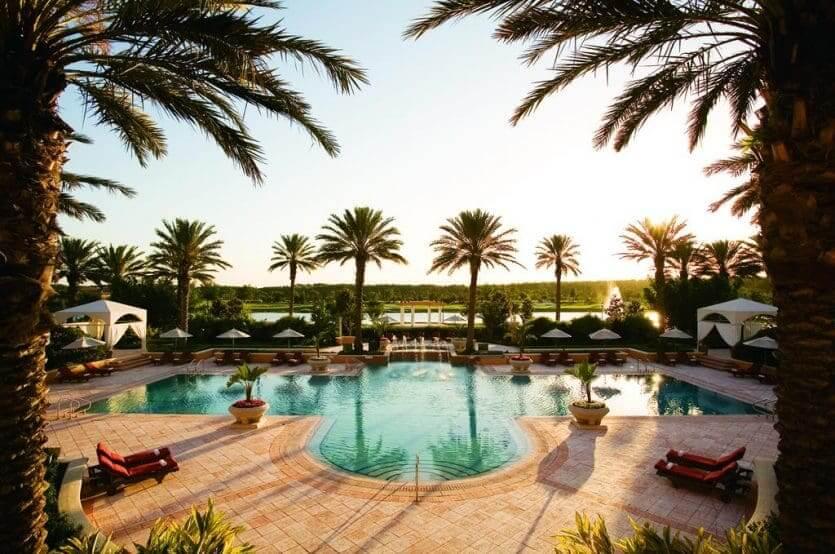Hotéis legais para casais em Orlando: hotel JW Marriott Orlando Grande Lakes