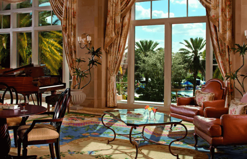 Hotéis legais para casais em Orlando: hotel The Ritz-Carlton Orlando Grande Lakes