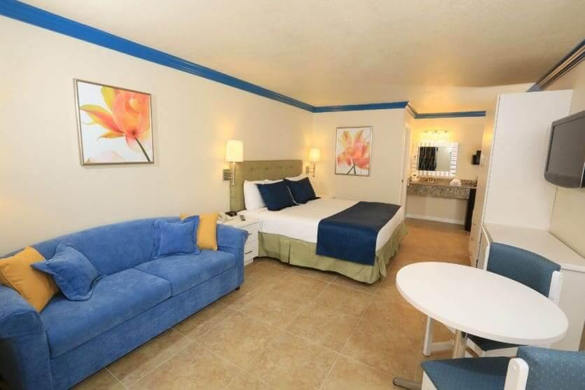 Hotéis sem carpete em Orlando: hotel Sunsol International Drive