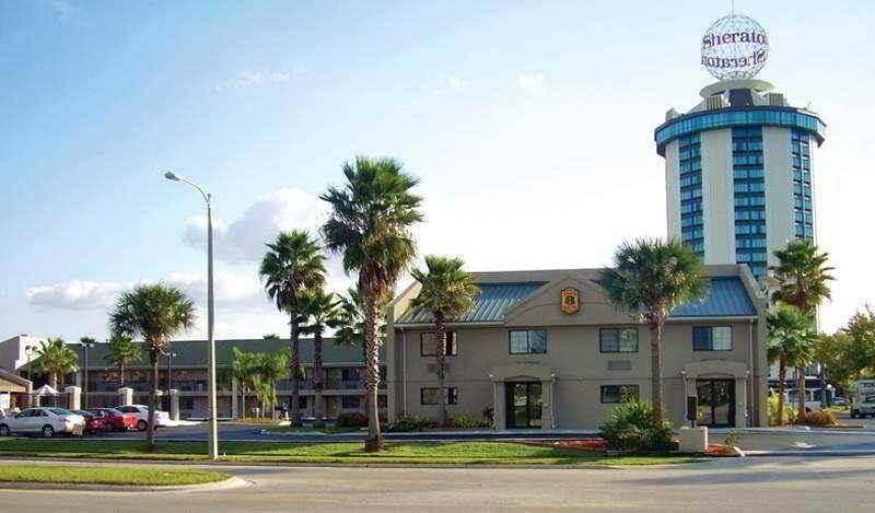 Hotéis muito baratos em Orlando: hotel Super 8 Orlando International Drive