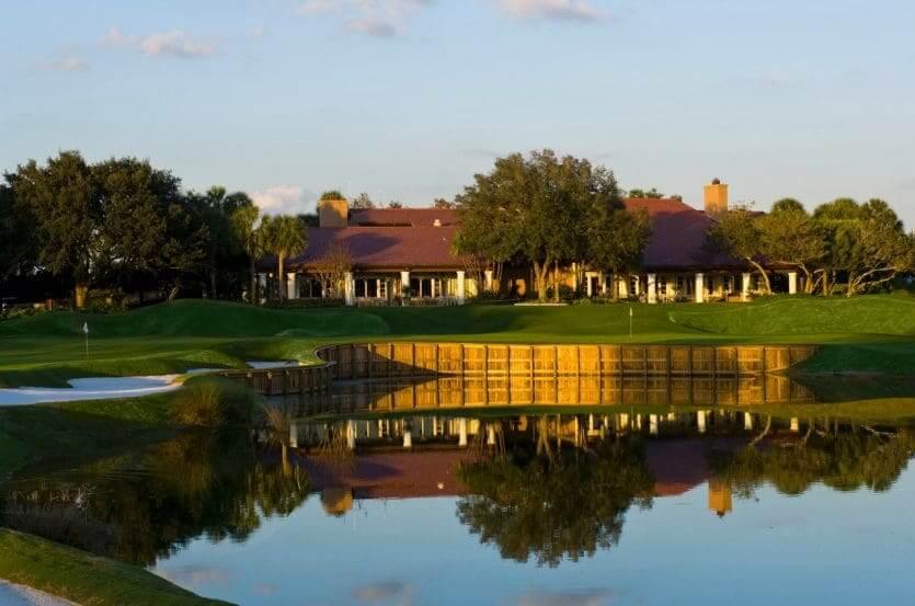 Hotéis que aceitam animais em Orlando: hotel Villas of Grand Cypress