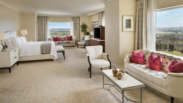 Hotéis legais para casais em Orlando: hotel Waldorf Astoria Orlando