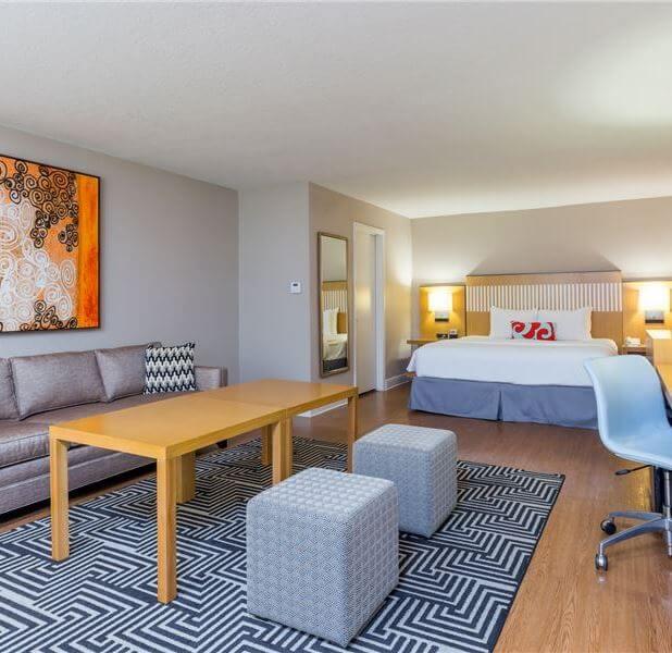 Hotéis sem carpete em Orlando: hotel Wyndham Orlando International Drive