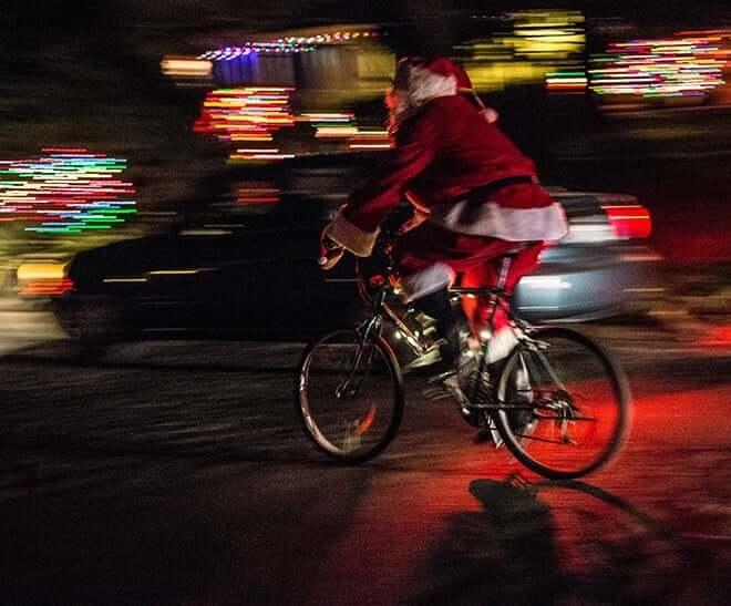 Natal em Downtown Orlando