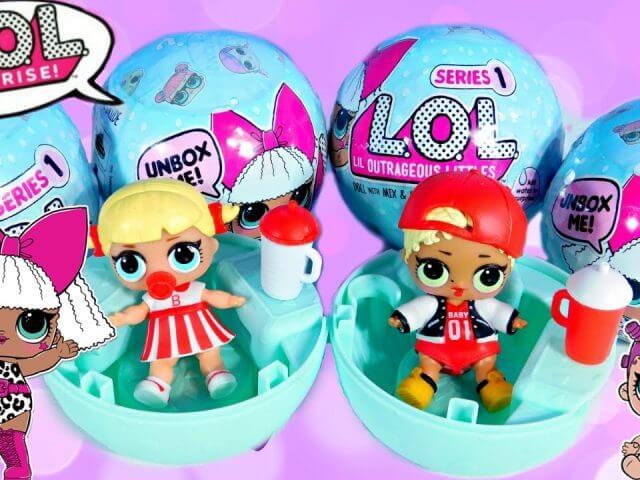 Onde comprar as bonecas LOL Surprise em Orlando