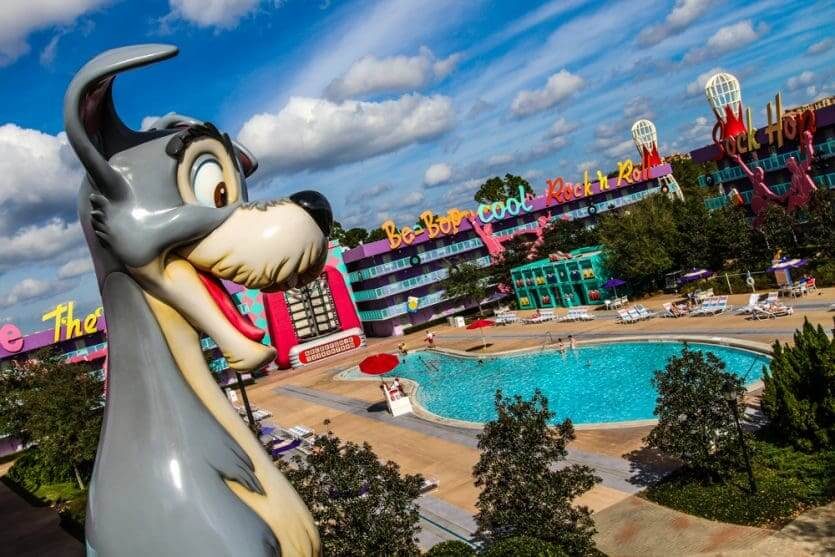 Disney's Pop Century Resort: Disney's Pop Century Resort