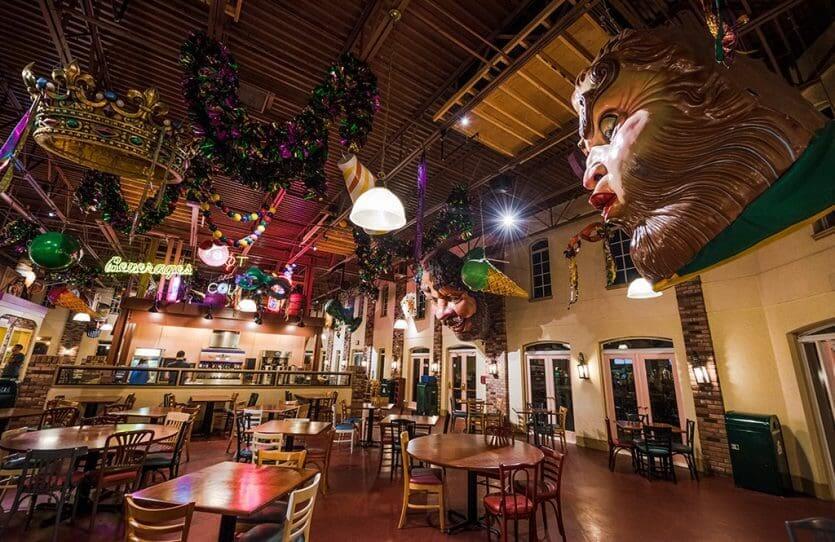 Disney's Port Orleans Resort - French Quarter: Sassagoula Floatworks and Food Factory