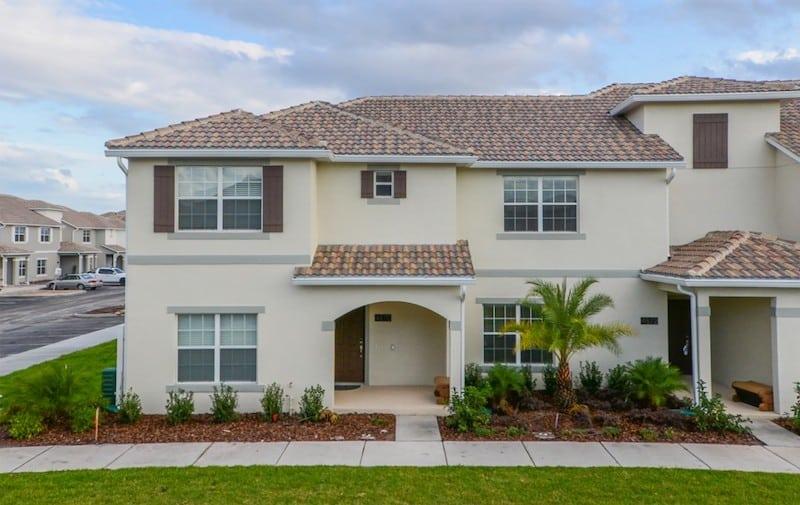 Casa en el Condomínio Lucaya Village Resort en Orlando