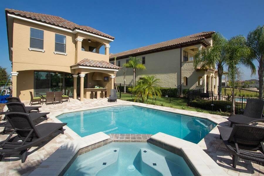 Casa para alquilar en Orlando