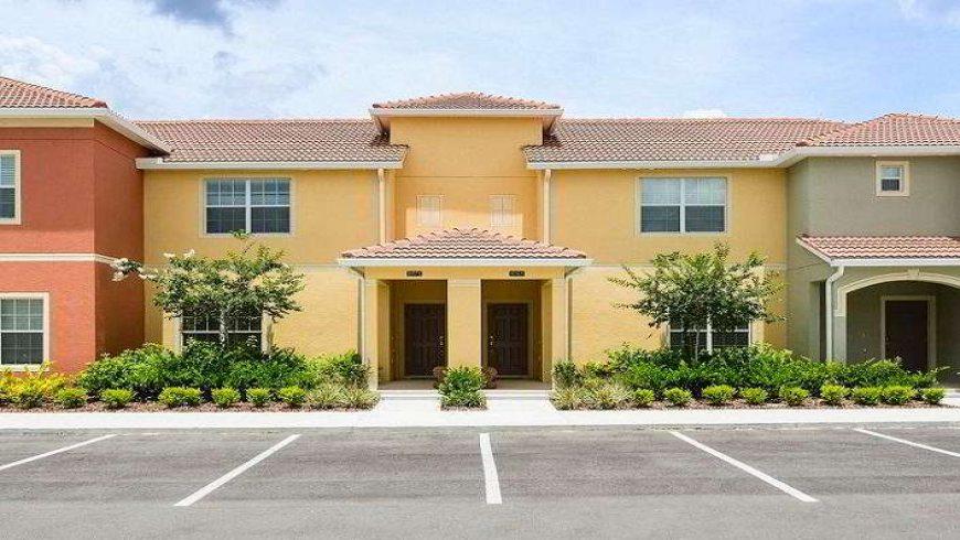 Condomínio de casas Paradise Palms Resort en Orlando