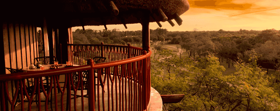 Disney's Animal Kingdom Villas - Jambo House: savana africana