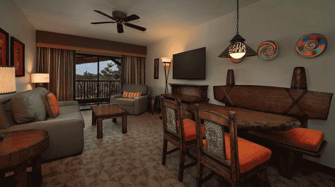 Disney's Animal Kingdom Villas - Jambo House: Villa