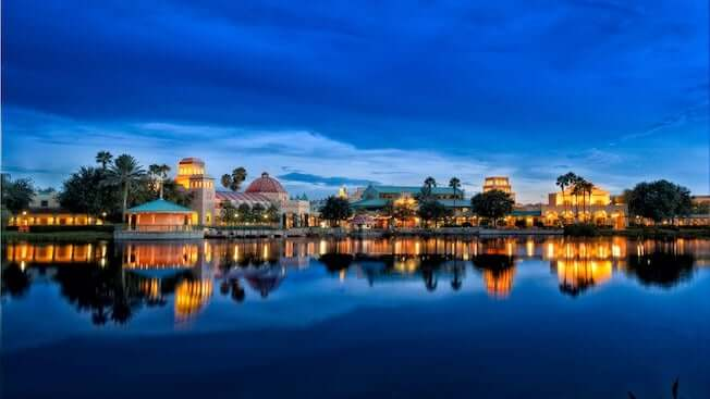 Disney's Coronado Springs Resort Orlando