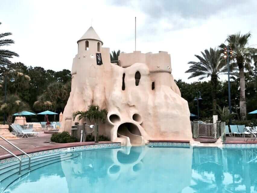 Disney's Old Key West Resort: Sandcastle Pool