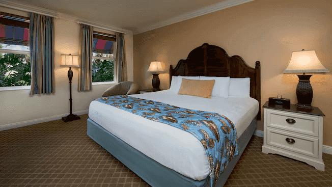 Disney's Old Key West Resort: quarto