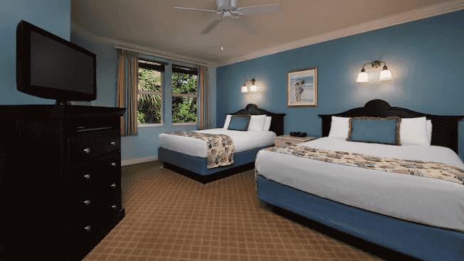 Disney's Old Key West Resort: Studio