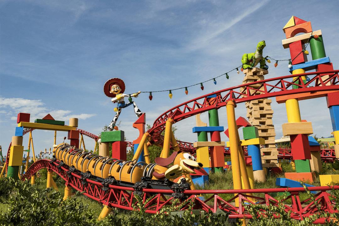 Nova área de Toy Story no Disney Hollywood Studios: Toy Story Land