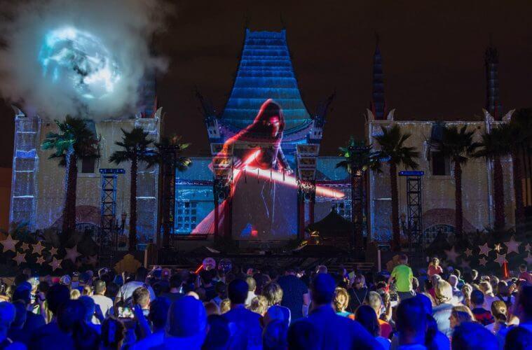 Evento Star Wars: Galactic Nights na Disney Orlando